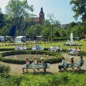 Johanna Wirth, Landschaftsarchitektin, Buckower Gartentag