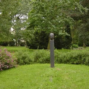 Johanna Wirth - Landschaftsarchitektin - Freiraumplanung Fontanepark Letschin, Fontanedenkmal