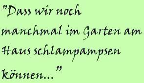 Johanna Wirth - Landschaftsarchitektin - Gartenberatung -Text Goethe