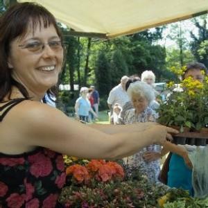 Johanna Wirth, Landschaftsarchitektin, Buckower Gartentag, Sosinski