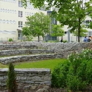 Johanna Wirth - Landschaftsarchitektin - Schulhofneugestaltung, Grünes Klassenzimmer