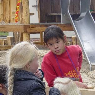 Johanna Wirth - Landschaftsarchitektin - Spielplatz für Toleranz, interkultureller Dialog